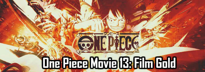One Piece Gold Eng Sub